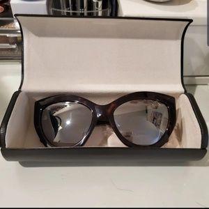 Authentic Balenciaga Oversized Sunglasses